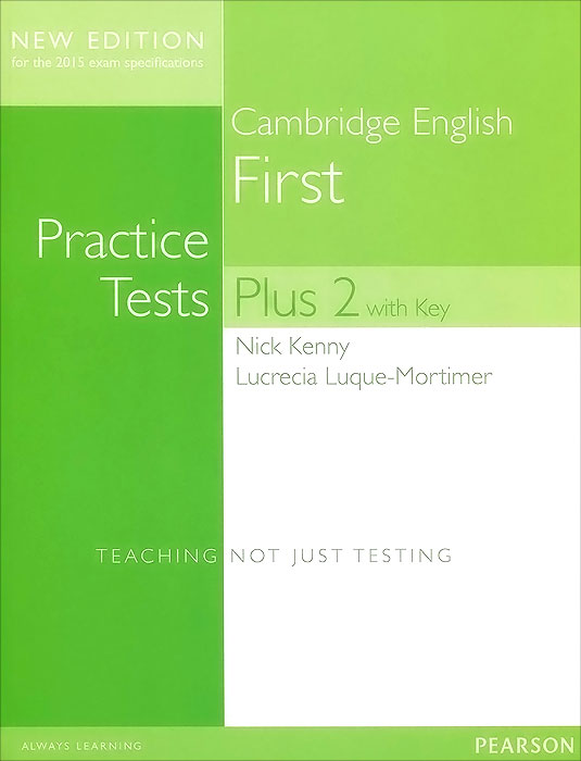 Cambridge English First: Practice Tests Plus 2 with Key gray e practice tests for the prelliminary english test teacher s book
