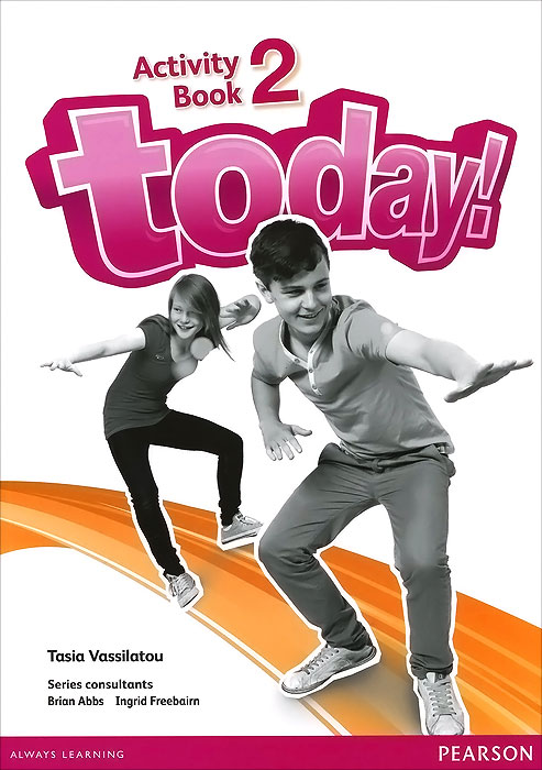 Today! Activity Book 2 today students book 2