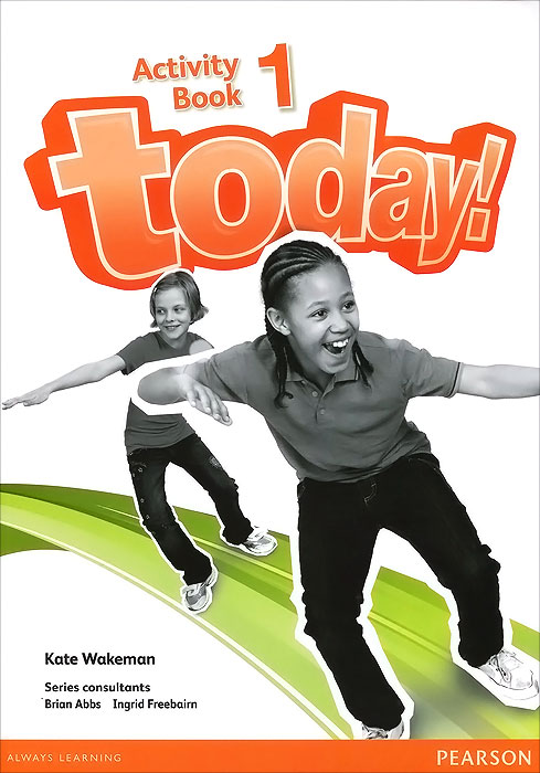 Today! Activity Book 1 today students book 2