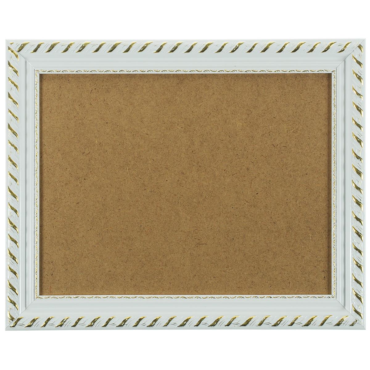 Багетная рама Kleopatra, цвет: белый, 30 х 40 см 1595-BL1595-BL Kleopatra (белый)Багетная рама Kleopatra изготовлена из дерева. Багетные рамы предназначены для оформления картин, вышивок и фотографий.Оформленное изделие всегда становится более выразительным и гармоничным. Подбор багета для картин очень важен - от этого зависит, какое значение будет иметь выполненная работа в вашем интерьере. Если вы используете раму для оформления живописи на холсте, следует учесть, что толщина подрамника больше толщины рамы и сзади будет выступать, рекомендуется дополнительно зафиксировать картину клеем, лист-заглушку в этом случае не вставляют. В комплекте - крепежные элементы, с помощью которых изделие можно подвесить на стену и задник. Размер картины: 30 см х 40 см.Размер рамы: 38 см х 48 см х 2 см.