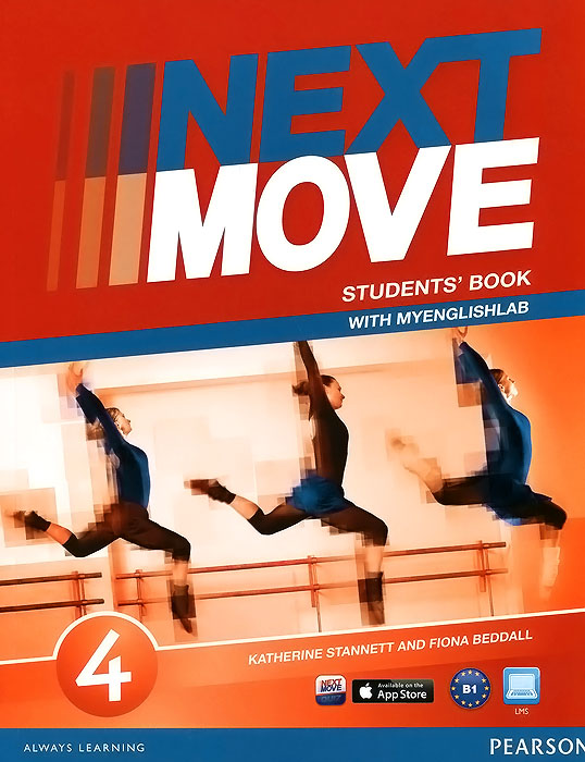 Next Move 4: Students' Book with MyEnglishLab sokolsky a your first move chess for beginners isbn 9785946933377