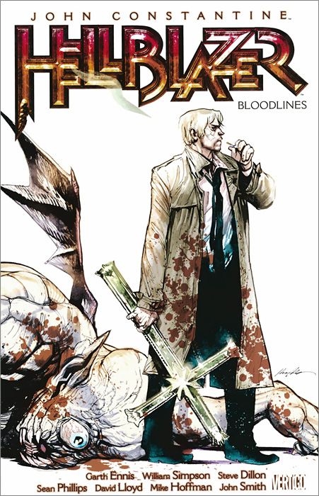 John Constantine: Hellblazer: Volume 6: Bloodlines wells h g the grisly folk and the wild asses of the devil