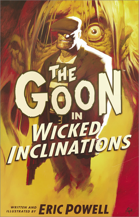 The Goon: Volume 5: Wicked Inclinations the lonely skier