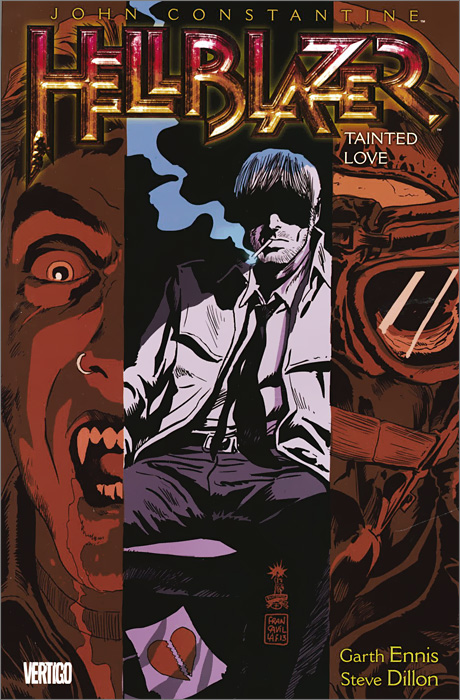 John Constantine: Hellblazer: Volume 7: Tainted Love long john silver volume 3 the emerald maze