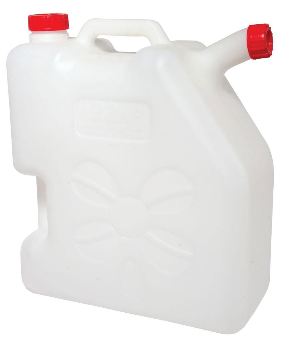 Канистра со сливом Альтернатива, 22 лМ268Канистра Альтернатива на 22 литра, изготовленная из прочного пластика, несомненно, пригодится вам во время путешествия. Предназначена для переноски и хранения различных жидкостей. Канистра оснащена сливом.