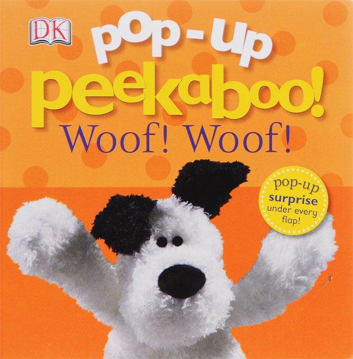 Pop-Up Peekaboo! Woof! Woof! brooklyn bridge pop up card 3d new york souvenir cards