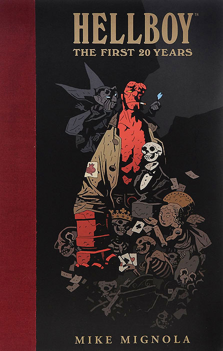 Hellboy: The First 20 Years hellboy the art of hellboy