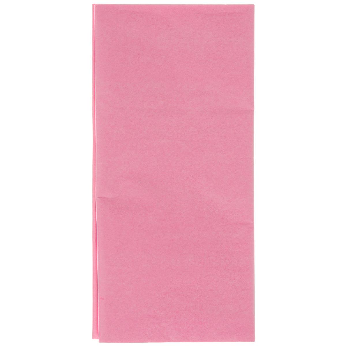 Бумага папиросная Folia, цвет: светло-розовый (22), 50 х 70 см, 5 листов. 7708123_227708123_22Бумага папиросная Folia - это великолепная тонкая и эластичная декоративная бумага. Такая бумага очень хороша для изготовления своими руками цветов и букетов с конфетами, топиариев, декорирования праздничных мероприятий. Также из нее получается шикарная упаковка для подарков. Интересный эффект дает сочетание мягкой полупрозрачной фактуры папиросной бумаги с жатыми и матовыми фактурами: креп-бумагой, тутовой и различными видами картона. Бумага очень тонкая, полупрозрачная - поэтому ее можно оригинально использовать в декоре стекла, светильников и гирлянд. Достаточно большие размеры листа и богатая цветовая палитра дают простор вашей творческой фантазии. Размер листа: 50 см х 70 см.Плотность: 20 г/м2.