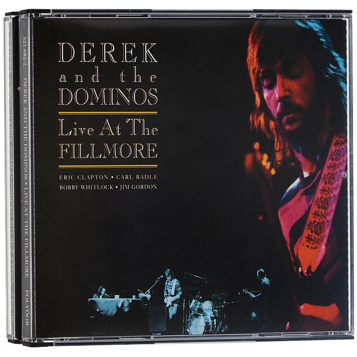 Derek & The Dominos Derek And The Dominos. Live At The Fillmore (2 CD ) derek landy detektiiv luuker leebesurm 2 mängides tulega