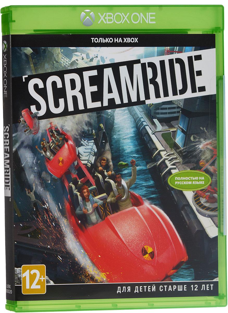 Scream Ride (Xbox One) игра для xbox one microsoft scream ride u9x 00020