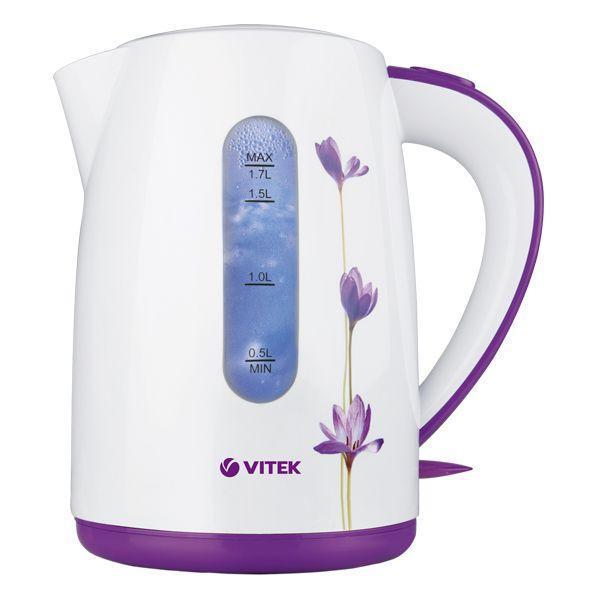 Vitek VT-7011(W) электрический чайник чайник электрический vitek vt 1112