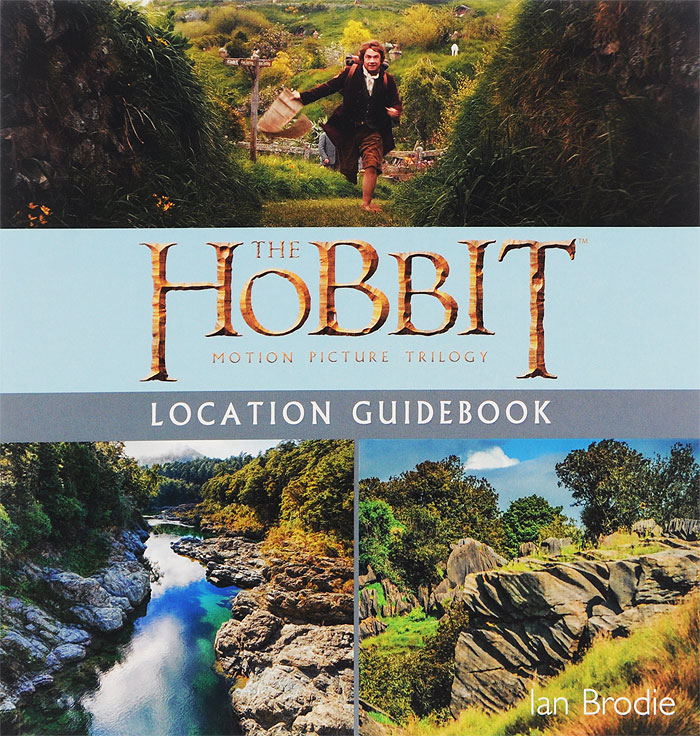 цена на The Hobbit: Motion Picture Trilogy: Location Guidebook