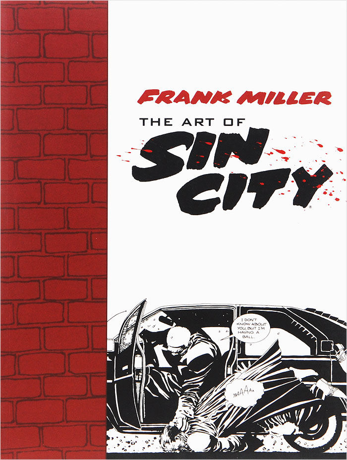 The Art of Sin City sin and suffering