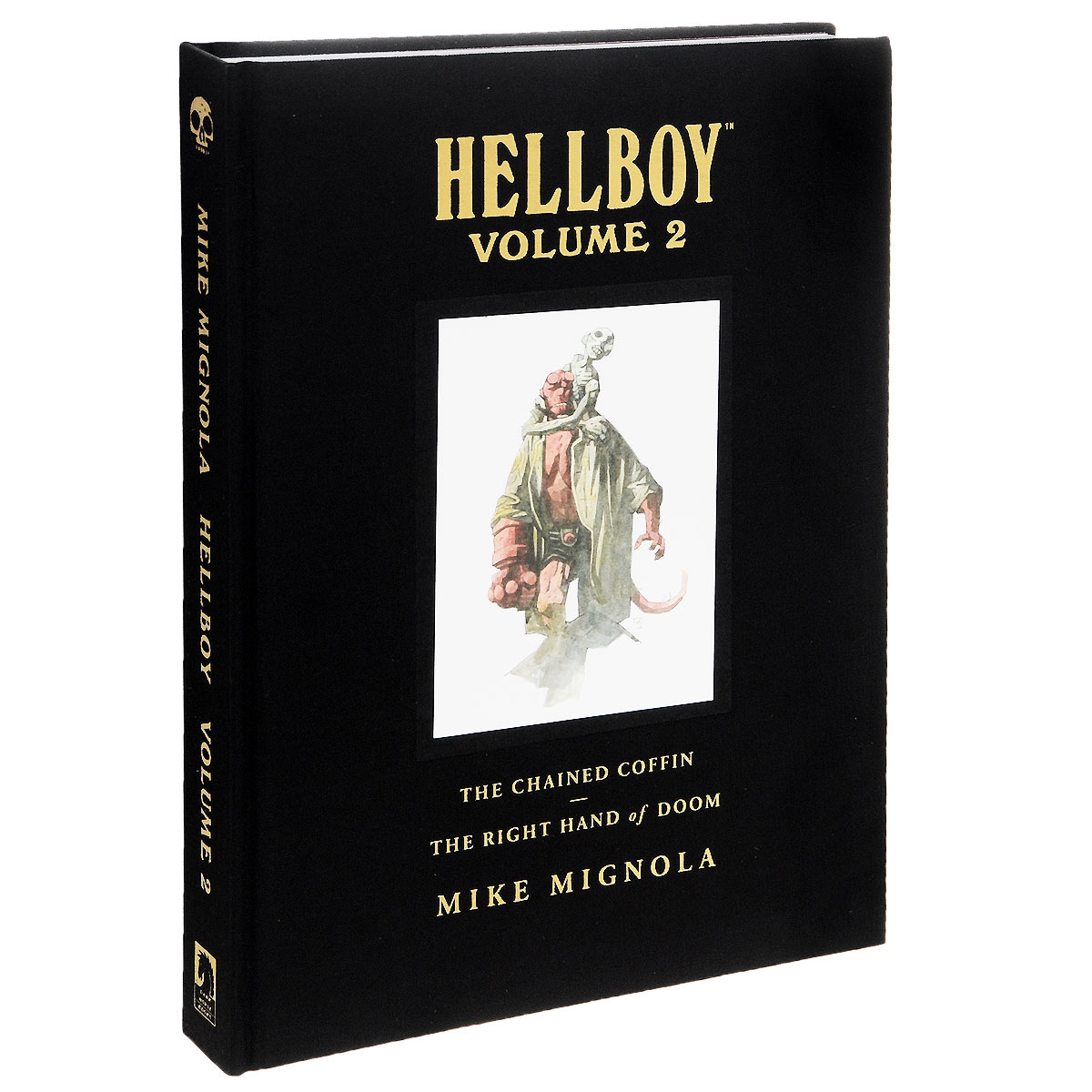 Hellboy: Volume 2: The Chained Coffin, The Right Hand of Doom
