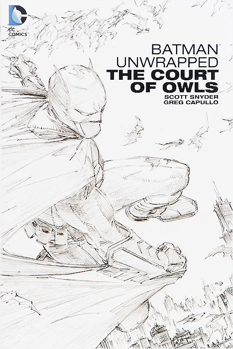 Batman Unwrapped: The Court of Owls catalog of teratogenic agents first edition
