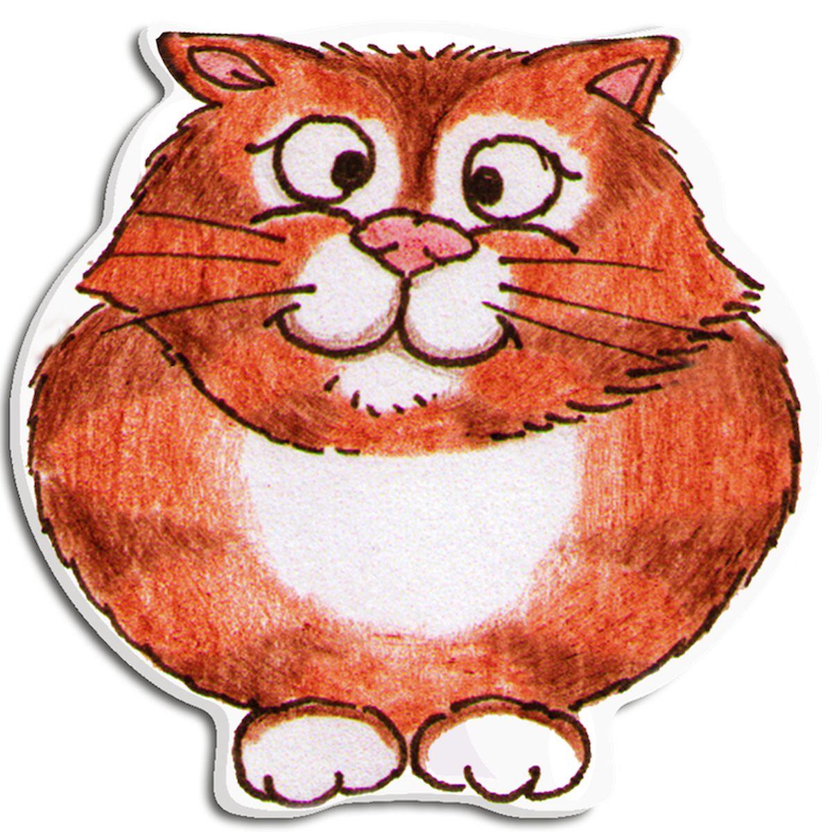 Подставка под горячее Gift'n'Home Рыжий кот, 20 см х 20 см