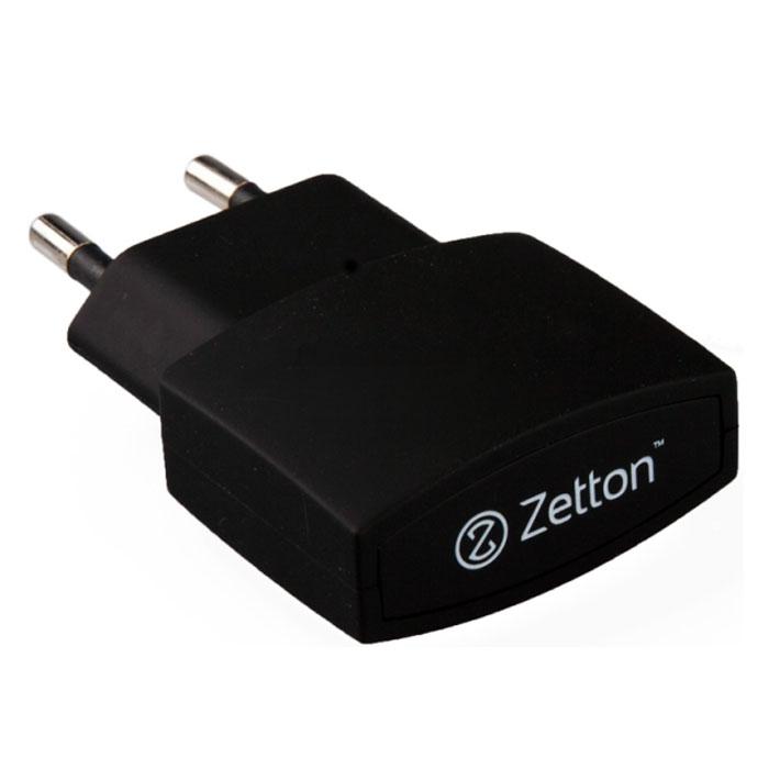 Zetton ZTTC1A1U сетевое зарядное устройствоZTTC1A1UЗарядное устройство Zetton ZTTC1A1U из коллекции Zetton Soft-touch способно заряжать планшет или смартфон. Работает в бытовых сетях переменного тока (100-240 В).