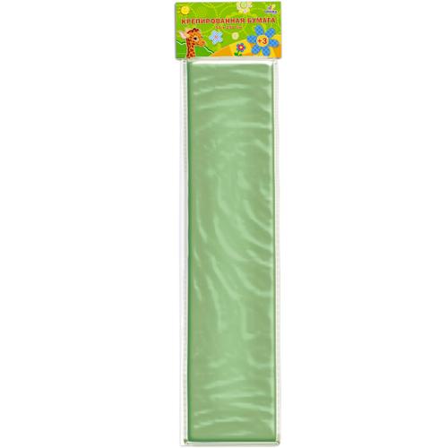 Бумага крепированная Unnikaland, перламутровая, цвет: фисташковыйКБ014Крепированная бумага Unnikaland с перламутровым блеском отлично подойдет для упаковки хрупких изделий, при оформлении букетов и создании сложных цветовых композиций, для декорирования и других оформительских работ. Бумага обладает повышенной прочностью и жесткостью, хорошо растягивается, имеет жатую поверхность.Кроме того, крепированная бумага очень яркая и необычная, широко применяется для создания всевозможных ручных поделок. Превосходный повод увлечь ребенка квиллингом, развивая интерес к художественному творчеству, эстетический вкус и восприятие. Увеличивая желание делать подарки своими руками, воспитывая самостоятельность и аккуратность в работе.