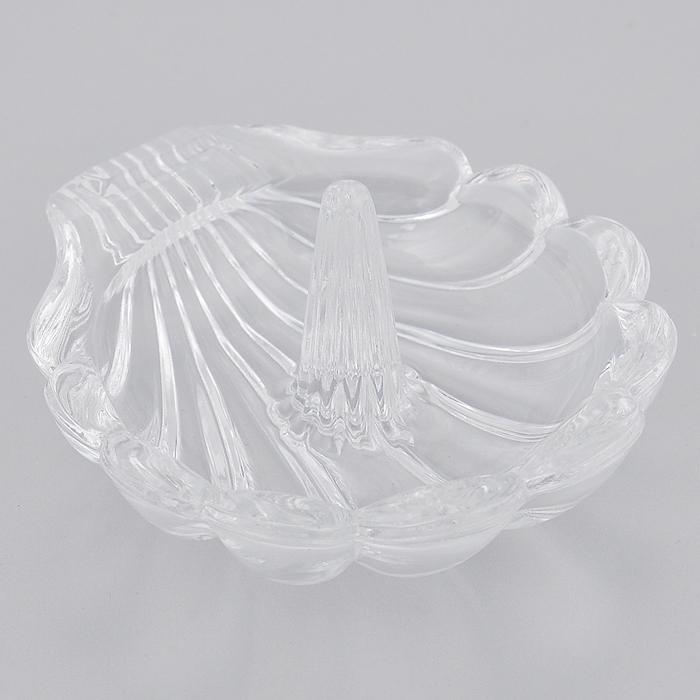 Подставка для колец Crystal Bohemia, 8,7 см х 7,5 см х 4 см сувенир подставка для колец кошка 12см
