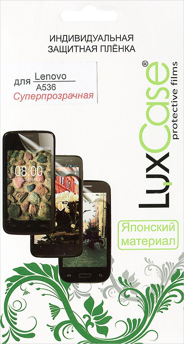 Luxcase защитная пленка для Lenovo A536, суперпрозрачная