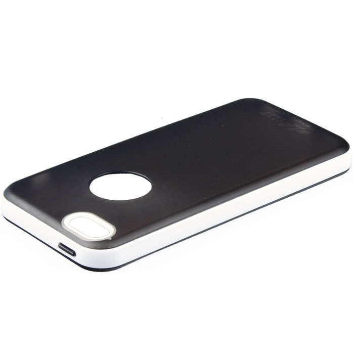 LF TPU чехол для iPhone 5c, White Black top lcd iphone 5c