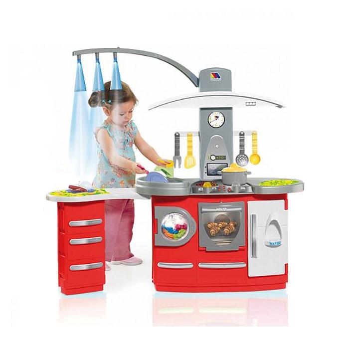 Molto Игровая кухня большая со светом M 7150 - Сюжетно-ролевые игрушки