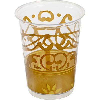 Набор одноразовых стаканов Bibo Gold, цвет: прозрачный, золотистый, 230 мл, 10 шт6959Набор Bibo Gold состоит из 10 пластиковых стаканов, предназначенных для одноразового использования. Изделия декорированы оригинальным рисунком золотистого цвета. Стаканы подойдут для холодных и горячих напитков. Одноразовые стаканы будут незаменимы при поездках на природу, пикниках и других мероприятиях. Они не займут много места, легки и самое главное - после использования их не надо мыть.Диаметр стакана по верхнему краю: 7см.Высота стакана: 8,5 см.