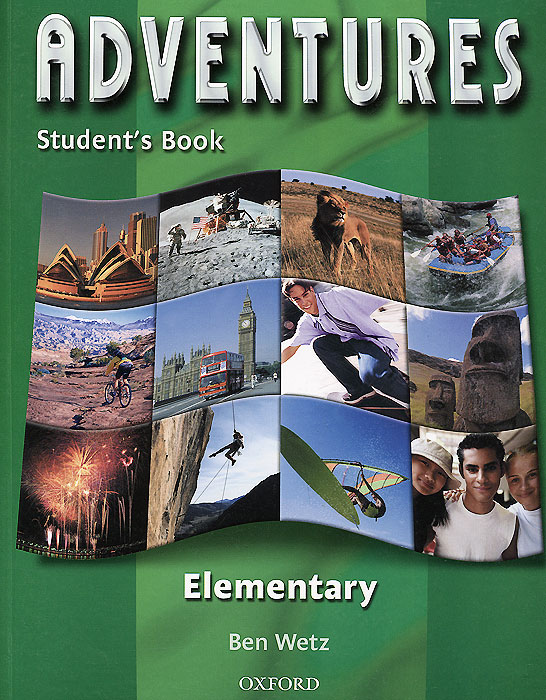 Adventures: Elementary: Student's Book global elementary coursebook with eworkbook pack