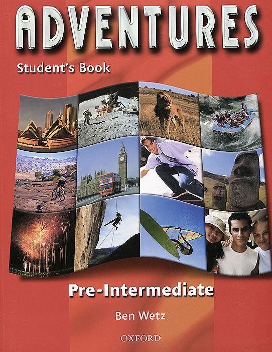 Adventures: Pre-Intermediate: Student's Book kester dodgson l grammar trainer 3 photocopiable resource book elementary pre intermediate a2 b1