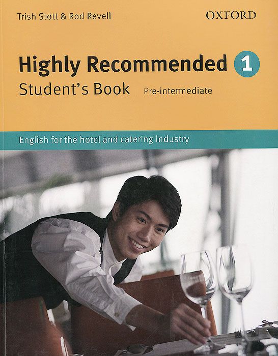 цена на Highly Recommended: Level 1: Student's Book: Pre-intermediate: English for the Hotel and Catering Industry