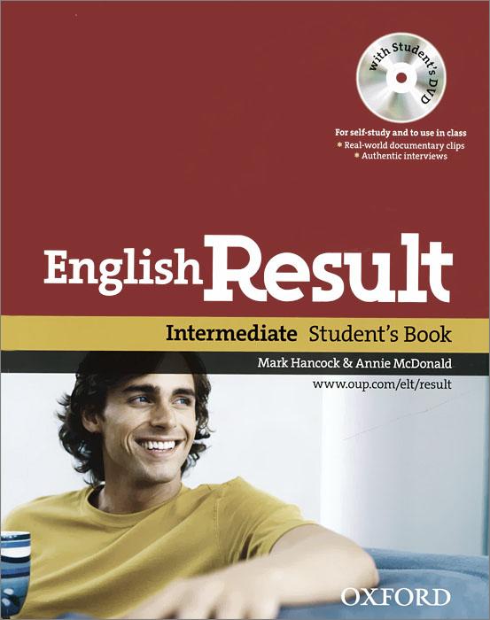 English Result: Level B1 (комплект из 2 книг + 2 DVD-ROM) english result upper intermediate student s book level b2 dvd rom