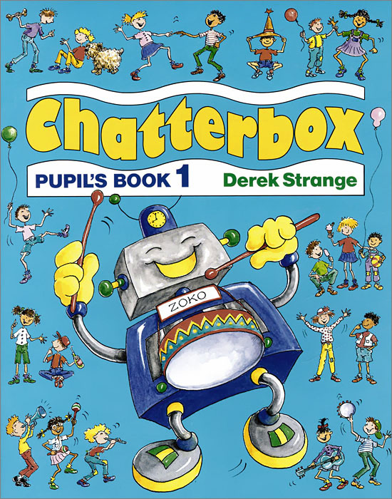 Chatterbox: Pupil's Book: Level 1 chatterbox pupil s book 2