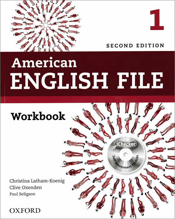 American English File: Workbook 1: Level A2 (+ CD-ROM)