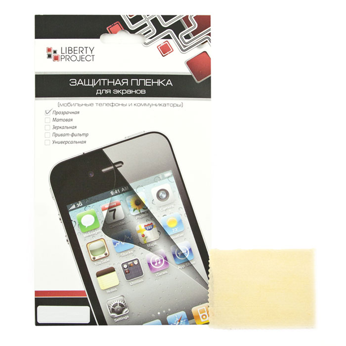Liberty Project защитная пленка для Samsung i710, прозрачная