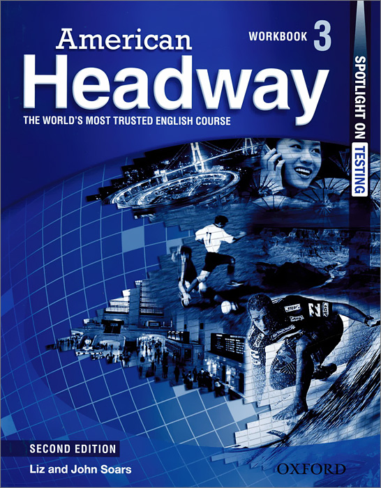 American Headway: Workbook 3: Spotlight on Testing: Level В1 daniels z english download c1 student book ebook