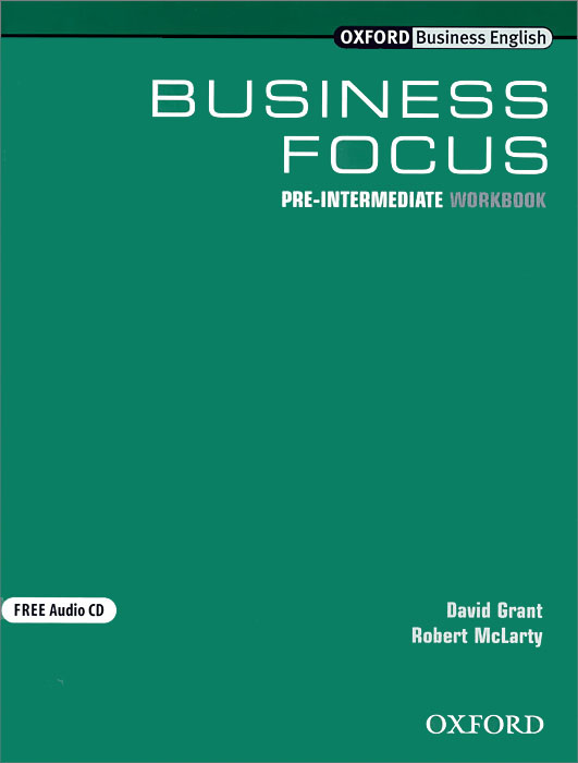 Business Focus: Pre-Intermediate: Workbook (+ CD-ROM)