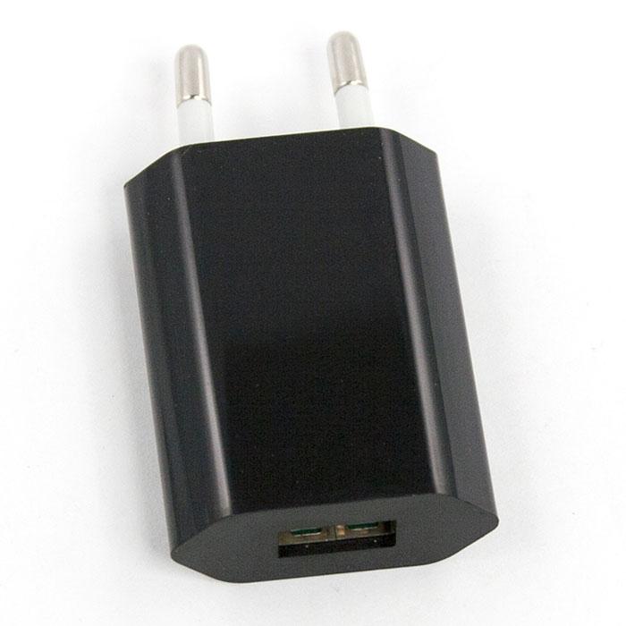 Liberty Project зарядное устройство 1А, BlackR0003922Сетевое зарядное устройство Liberty Project для смартфонов, планшетных ПК и совместимых устройств.