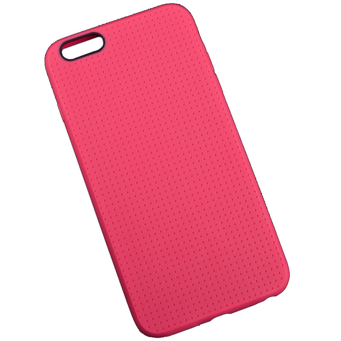 Liberty Project Мелкая точка чехол для iPhone 6 Plus, PinkR0006643Чехол Liberty Project Мелкая точка для iPhone 6 Plus защитит ваш гаджет от механических повреждений и влаги. Чехол имеет свободный доступ ко всем разъемам и клавишам устройства.