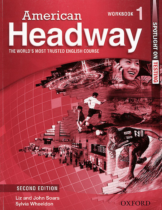 American Headway: Workbook 1: Spotlight on Testing: Level A2 american more level 3 workbook with audio cd