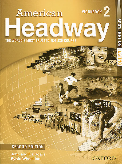 American Headway: Workbook 2: Spotlight on Testing: Level B1 american more level 3 workbook with audio cd