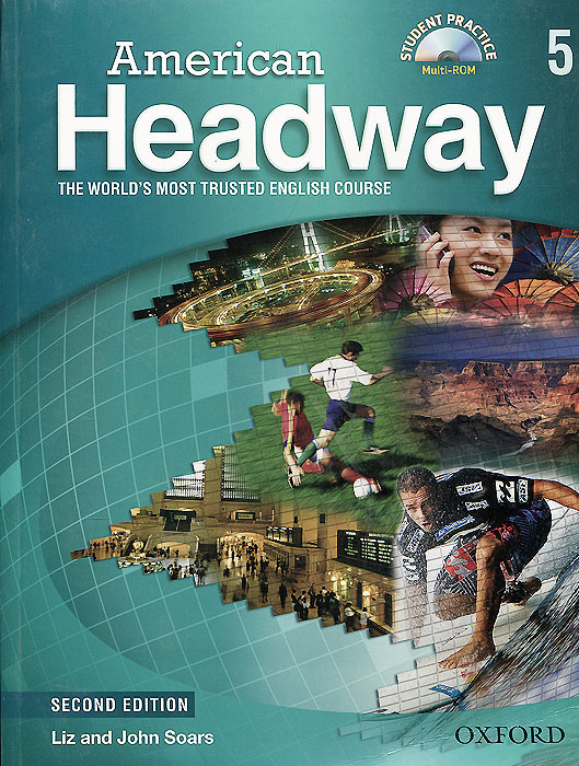 American Headway Student Book 5 Level C1 + CD-ROM