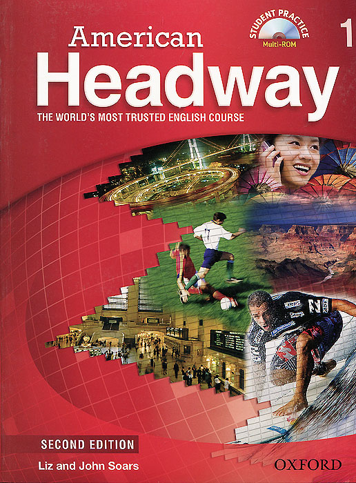 American Headway: Student Book 1: Level A2 (+ CD-ROM) touchstone teacher s edition 4 with audio cd