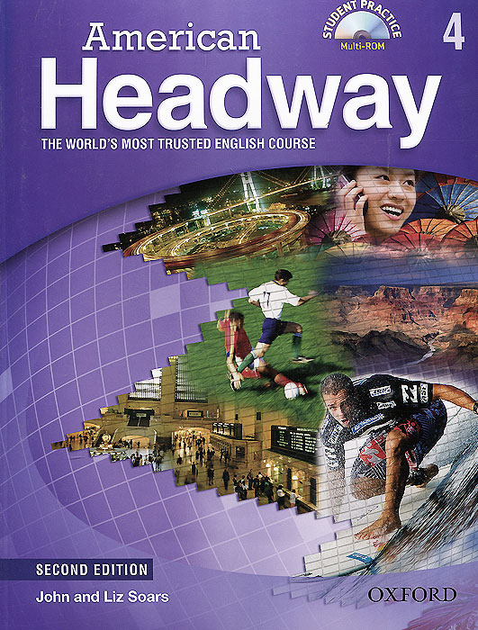 American Headway: Student Book 4: Level B2 (+ CD-ROM)