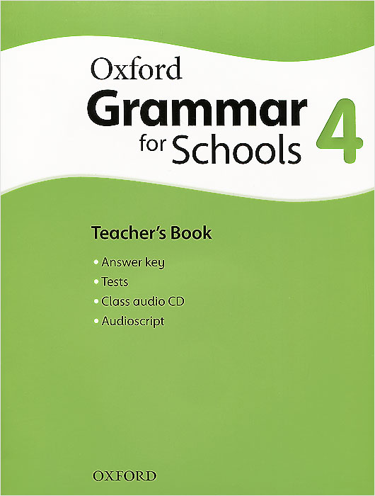 Oxford Grammar for Schools: 4: Teacher's Book: Level A2 (+ CD-ROM) oxford grammar for schools 2 dvd rom