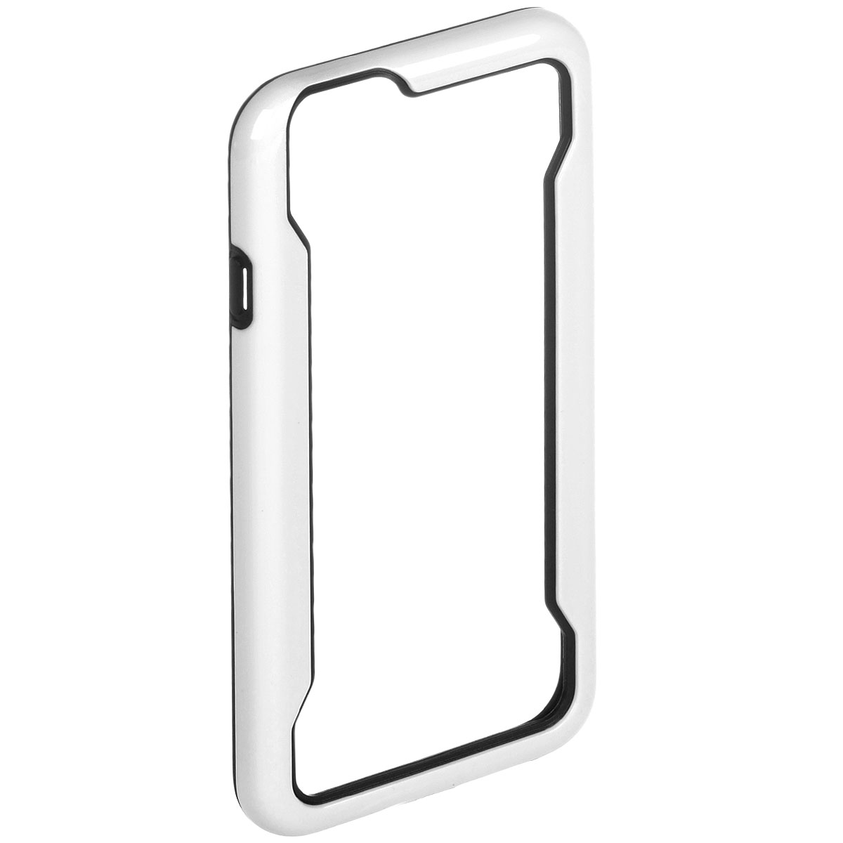Liberty Project чехол-накладка для iPhone 6, White BlackR0007954Защитная крышка Liberty Project служит защиты корпуса вашего смартфона от внешнего воздействия (пыль, влага, царапины). Модель доступна в различных цветах.