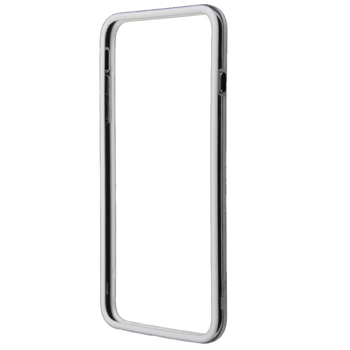 Liberty Project Bumpers чехол-накладка для iPhone 6 Plus, Clear White