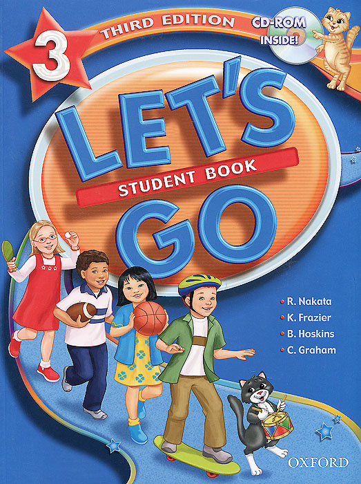 Let's Go 3: Student Book (+ CD-ROM) plus extra beginners student s book cd rom