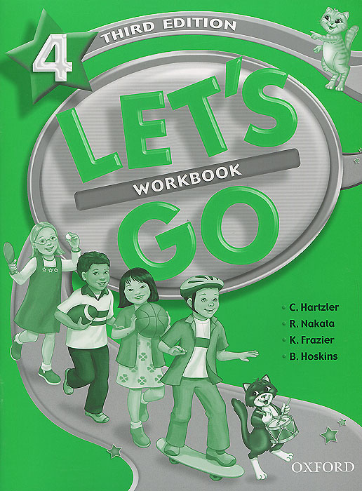 Let's Go 4: Workbook go games word search
