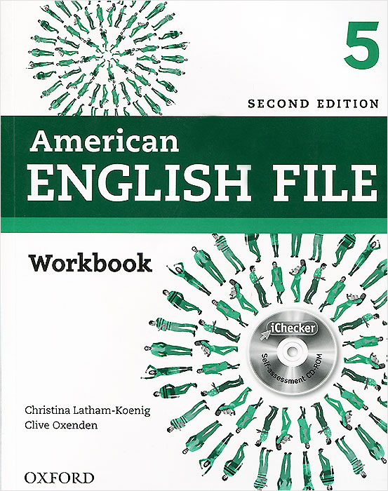 American English File: Workbook 5: Level С1 (+ CD-ROM) english world workbook level 9 cd