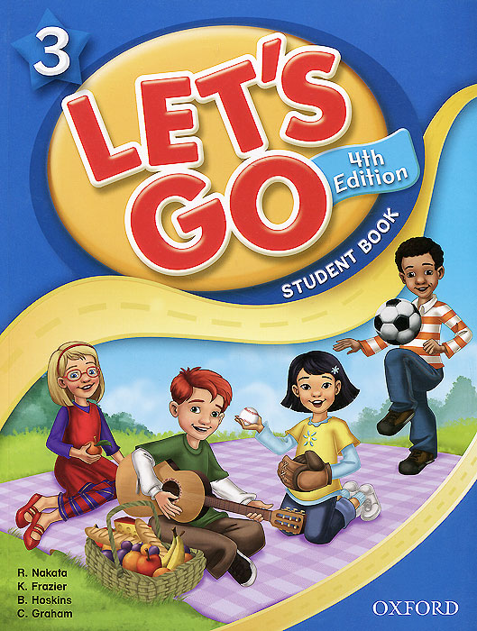 Let's Go 3: Student Book oxford team student s book 1